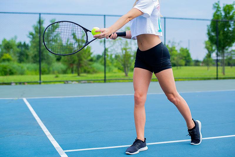 Teniški komolec